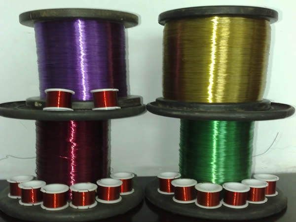 Stoving Varnish Wire
