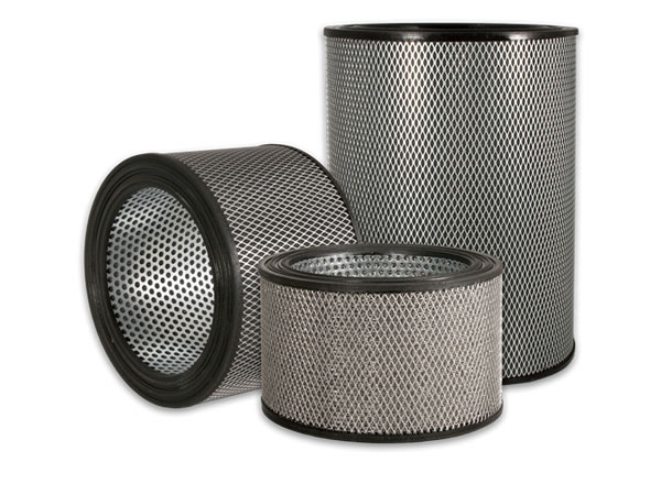 Filter Drum, Filter Elements, Coffee Filters, Etc